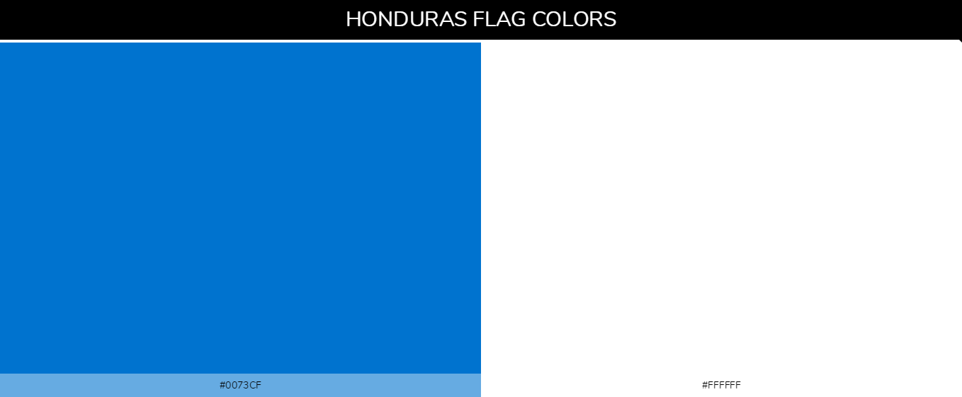 Color Palettes Of All Country Flags 073