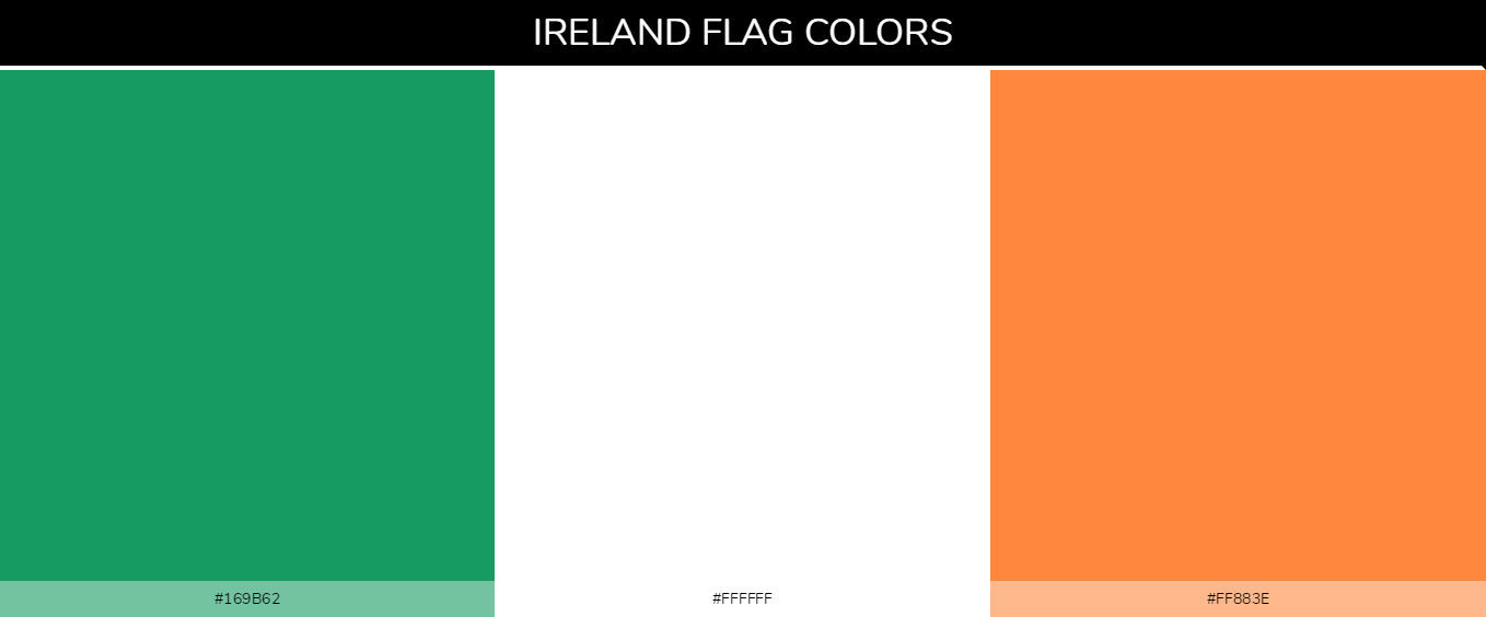 Color Palettes Of All Country Flags 074