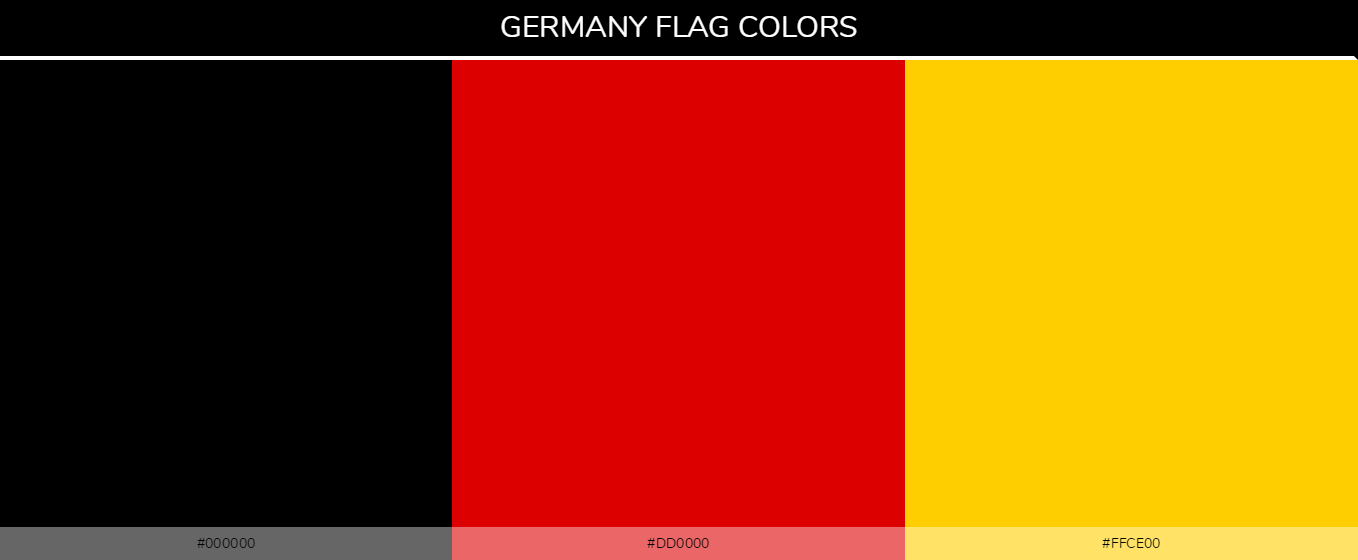 Color Palettes Of All Country Flags 078