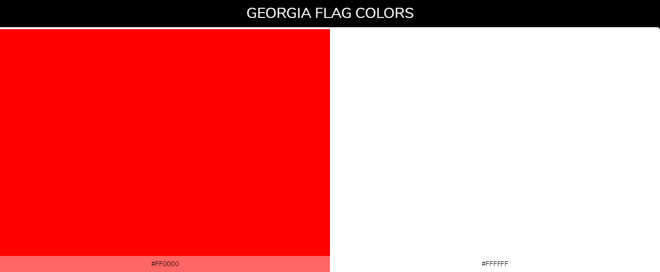 Color Palettes Of All Country Flags 083
