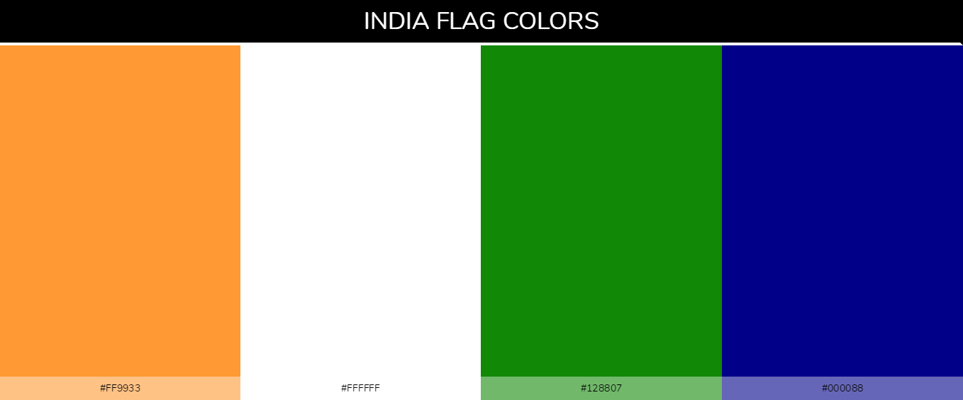 Color Palettes Of All Country Flags 086