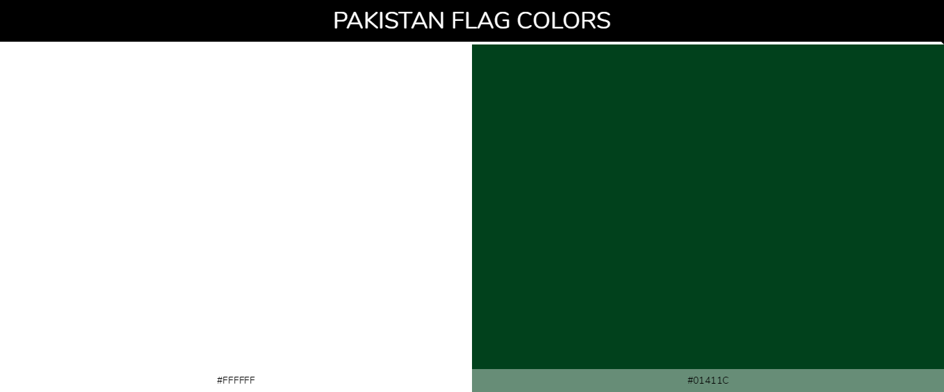 Color Palettes Of All Country Flags 091