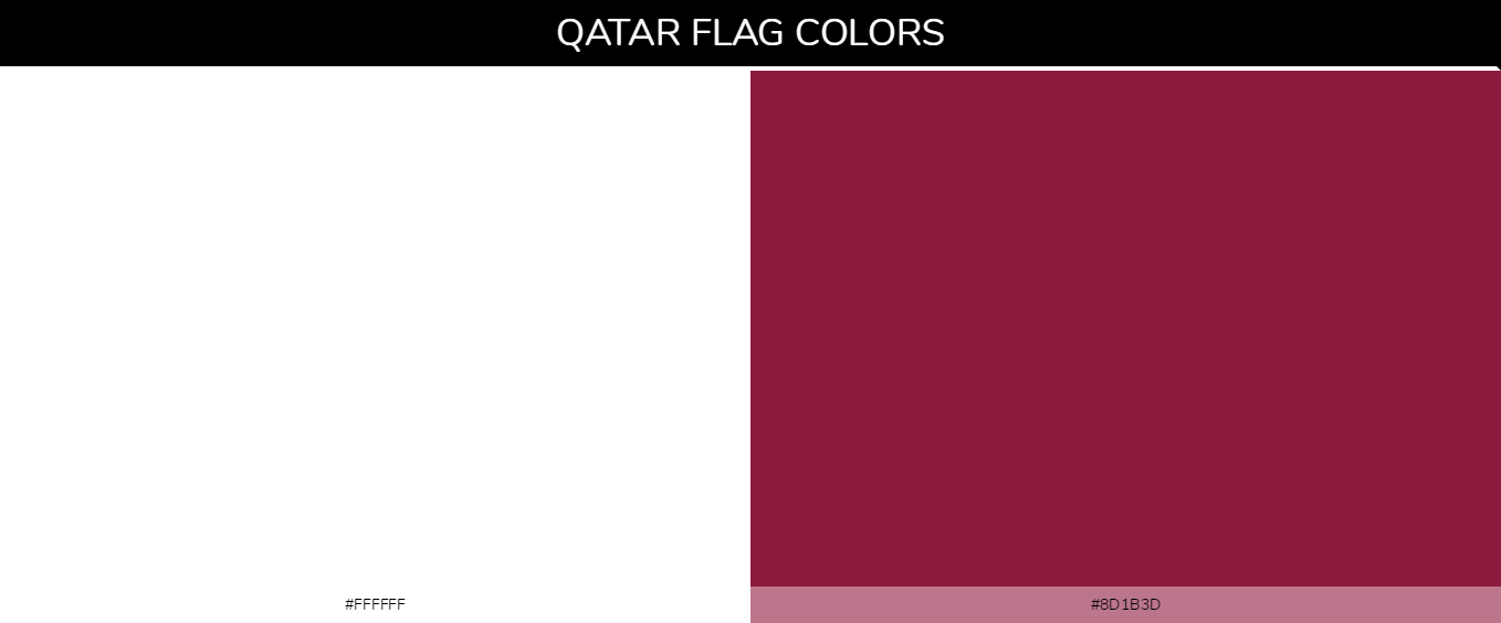 Color Palettes Of All Country Flags 092