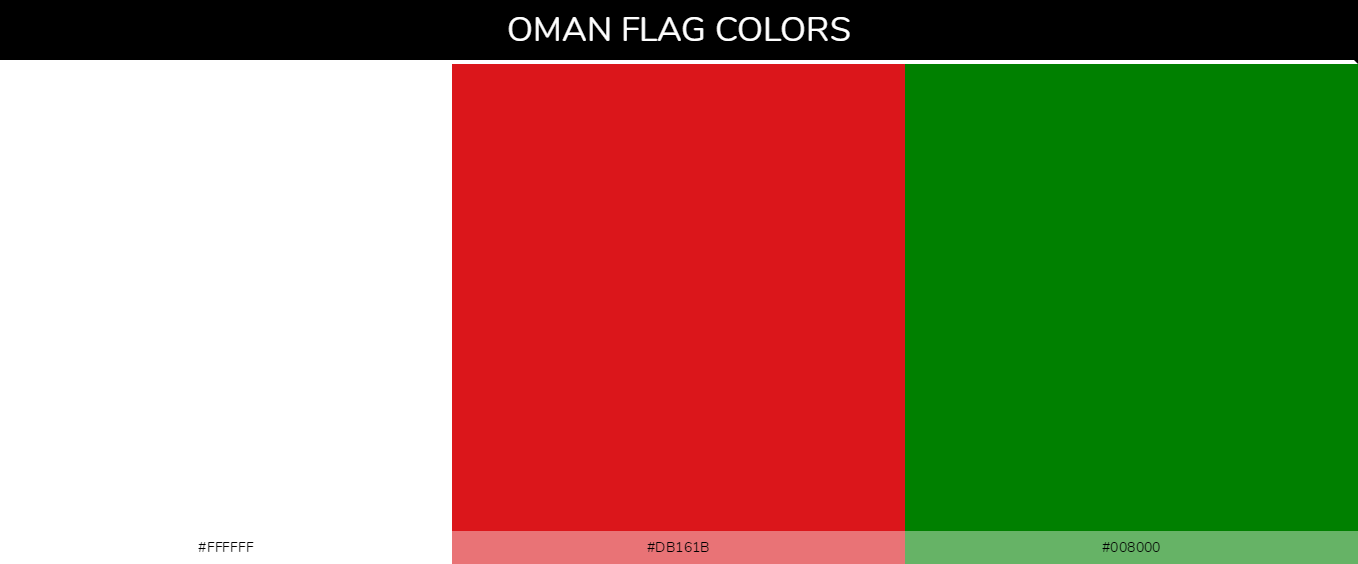 Color Palettes Of All Country Flags 094