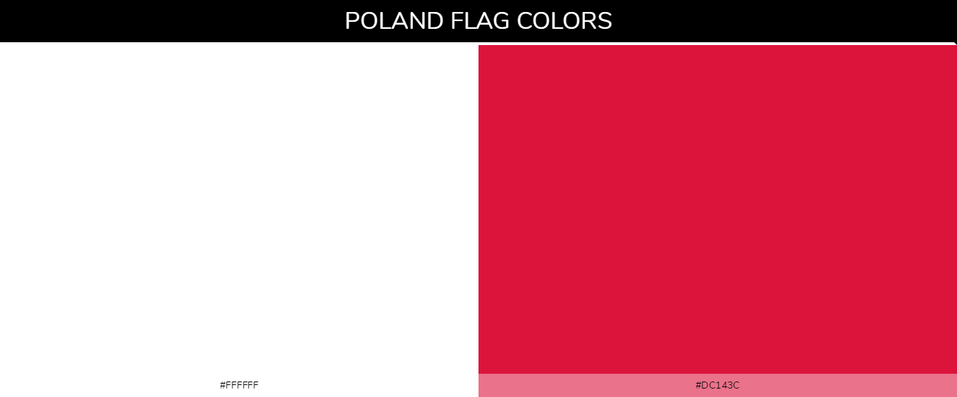 Color Palettes Of All Country Flags 099