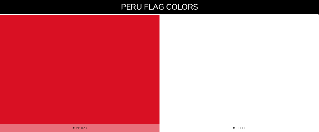 Color Palettes Of All Country Flags 114