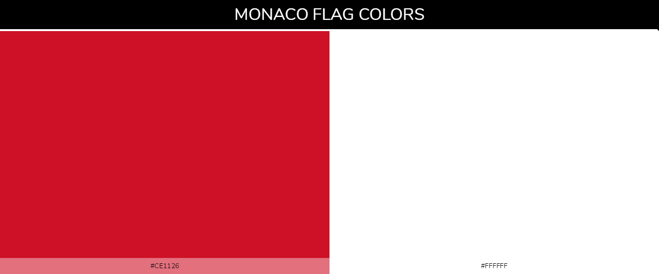 Color Palettes Of All Country Flags 119
