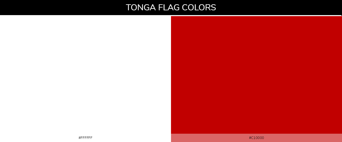Color Palettes Of All Country Flags 141