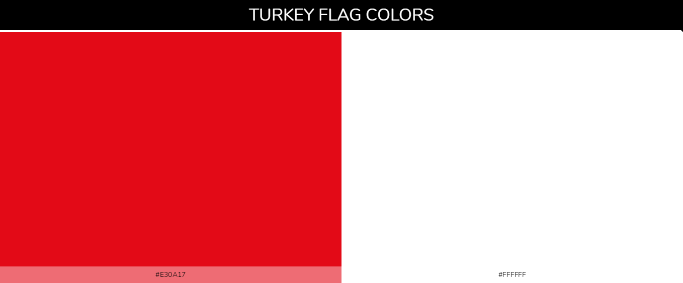 Color Palettes Of All Country Flags 144