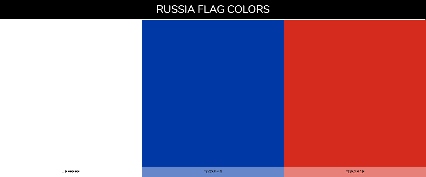 Color Palettes Of All Country Flags 152