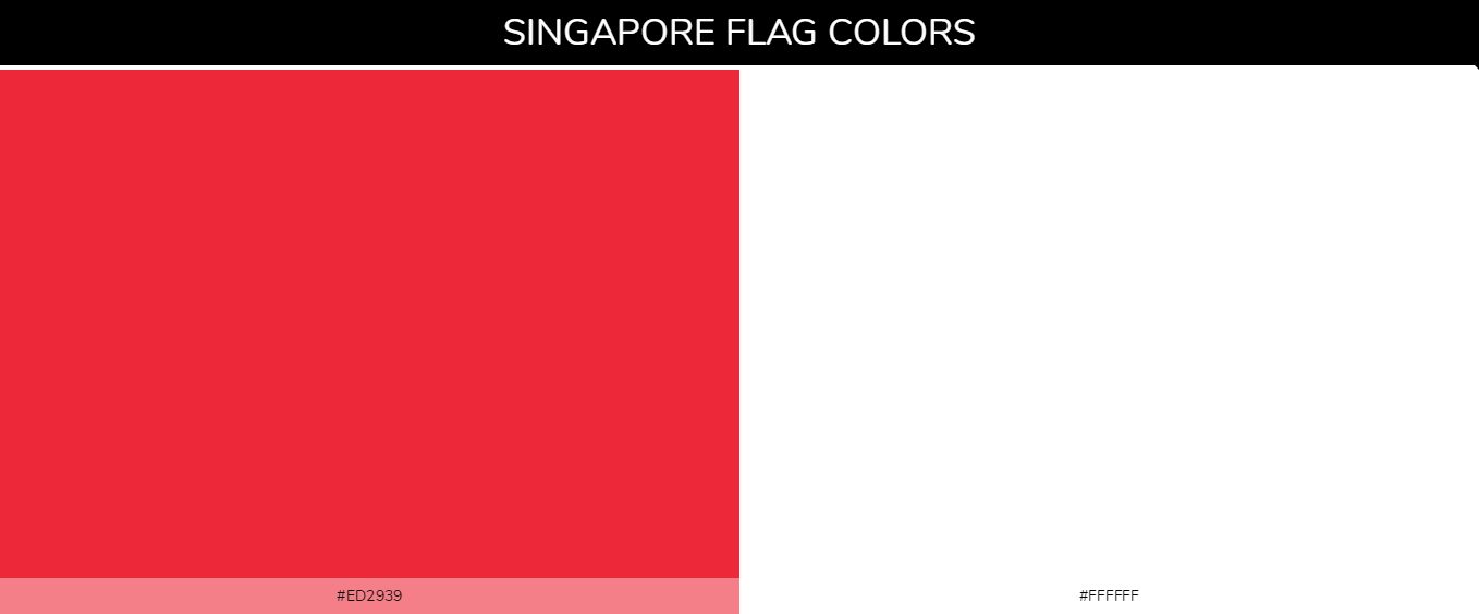 Color Palettes Of All Country Flags 168