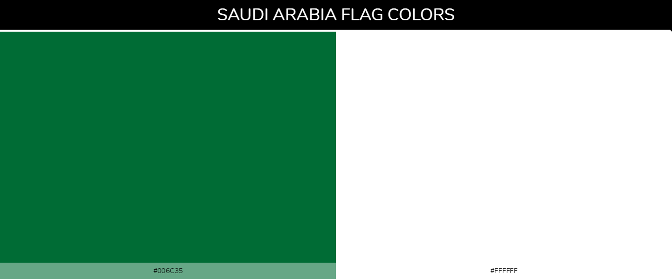 Color Palettes Of All Country Flags 169