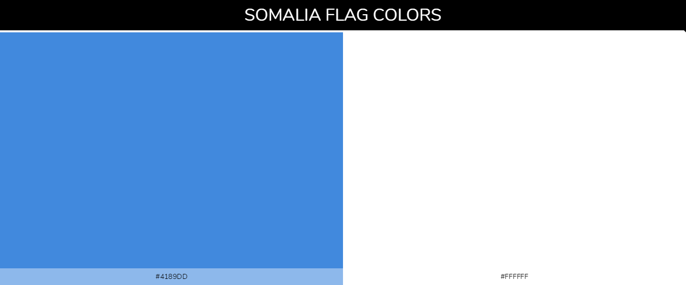 Color Palettes Of All Country Flags 172