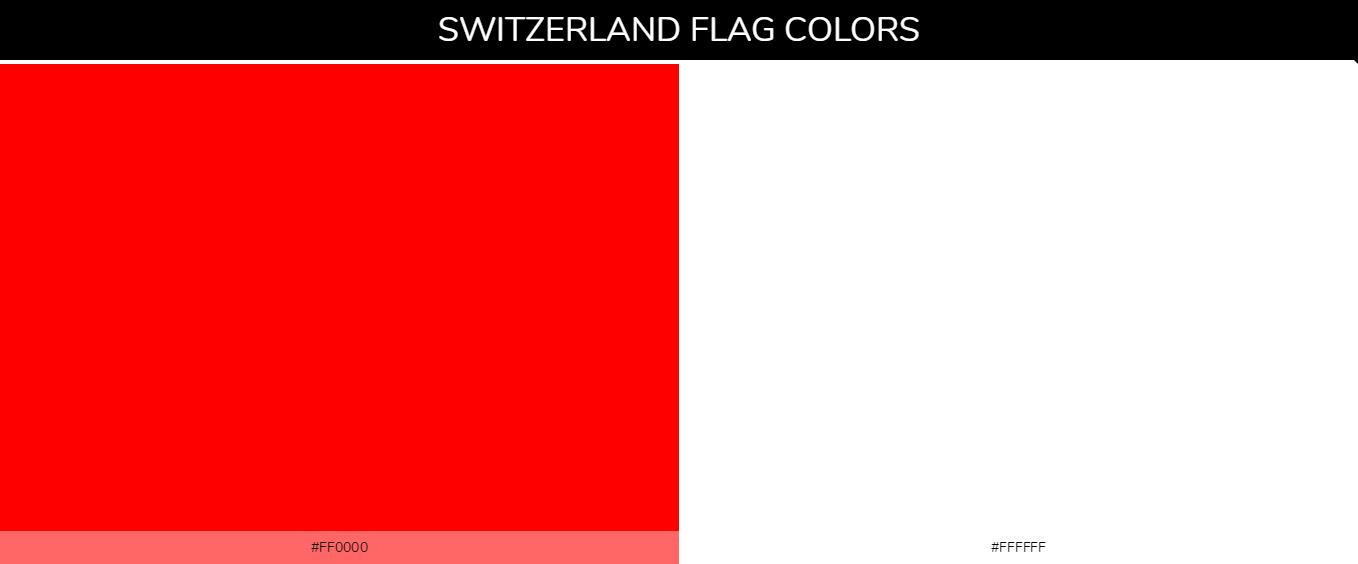 Color Palettes Of All Country Flags 179