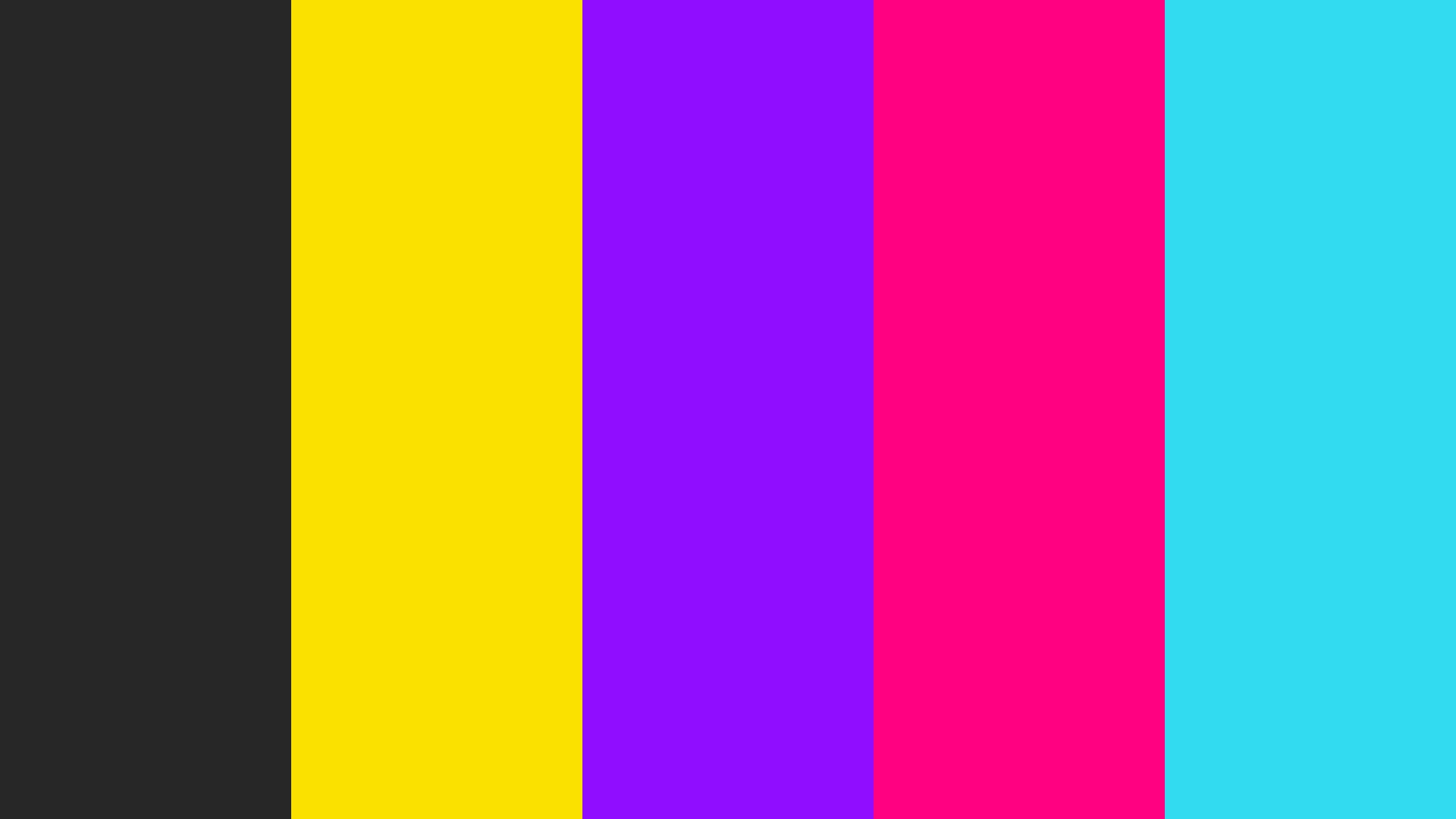 Color Switch Game Color Palette