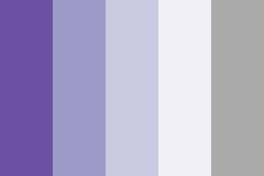 Colorbrewer Purples Color Palette