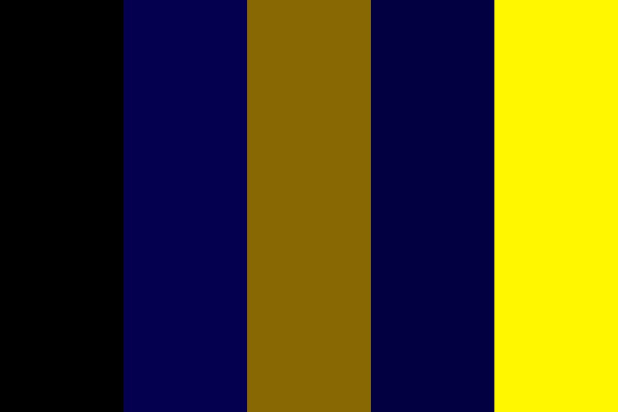 Colors Of Midnight Color Palette