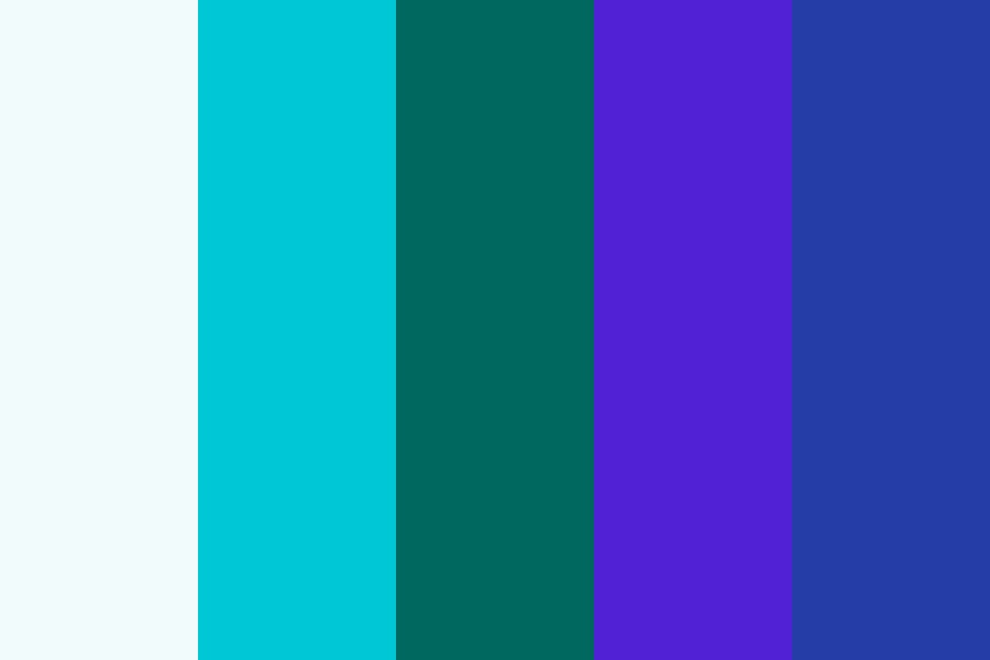 Colourful Night Sky Color Palette