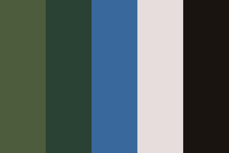 Compilation Of Voldemort Inspired Colors Color Palette