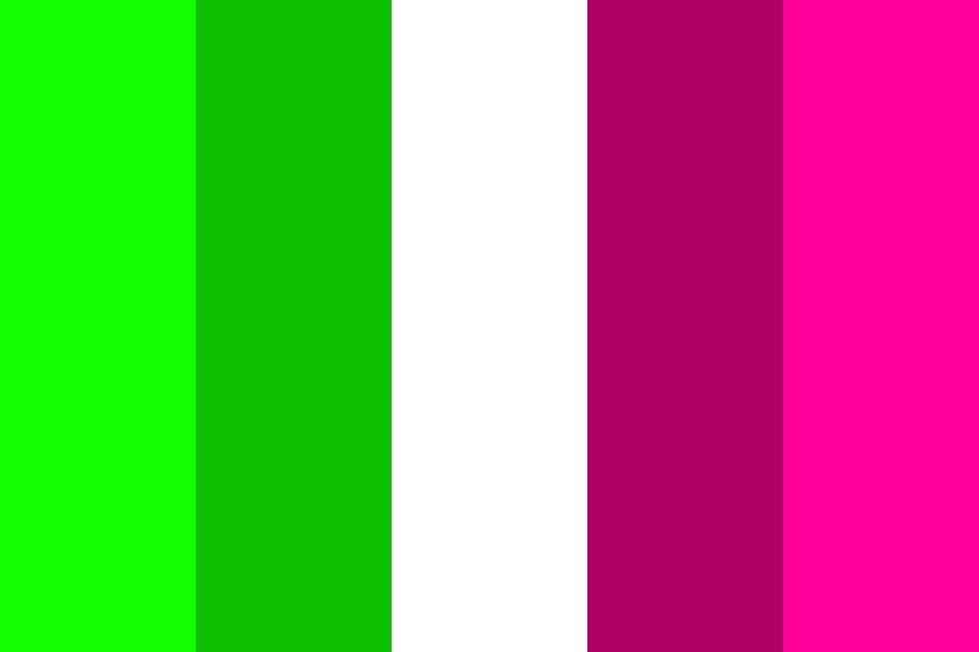 Complementary Colours   Pink And Green Color Palette