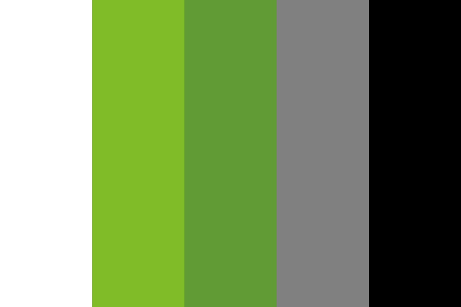 Contactgreen Color Palette