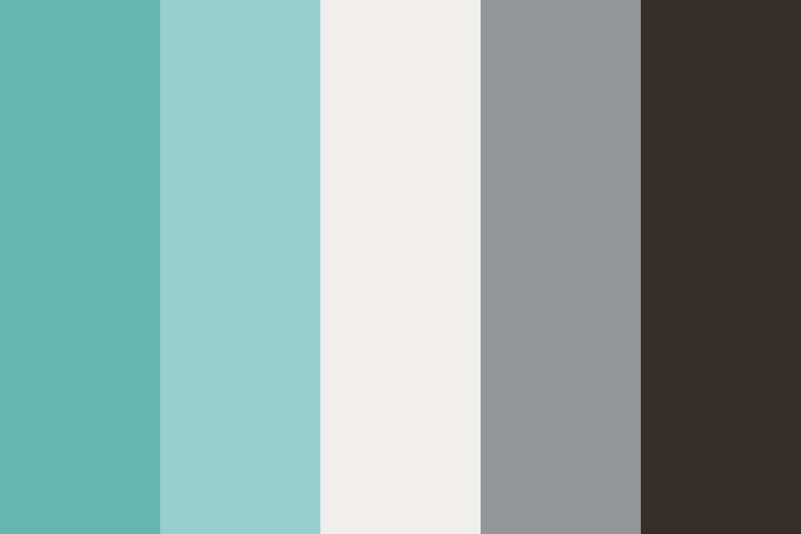 Cool Chic Color Palette