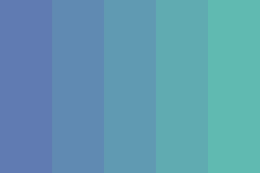 Cool It Color Palette