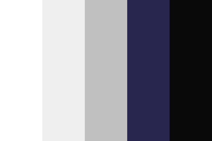 Cool Neutrals Color Palette