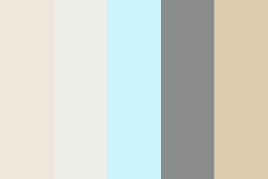 Cool Pool Color Palette