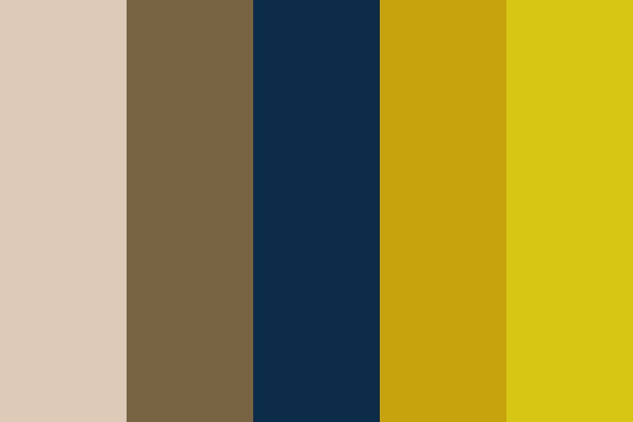 Coraline Color Palette