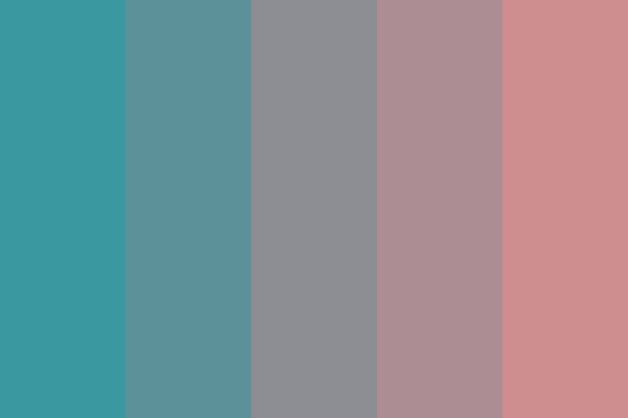 Cotton Candy Nightmare Color Palette