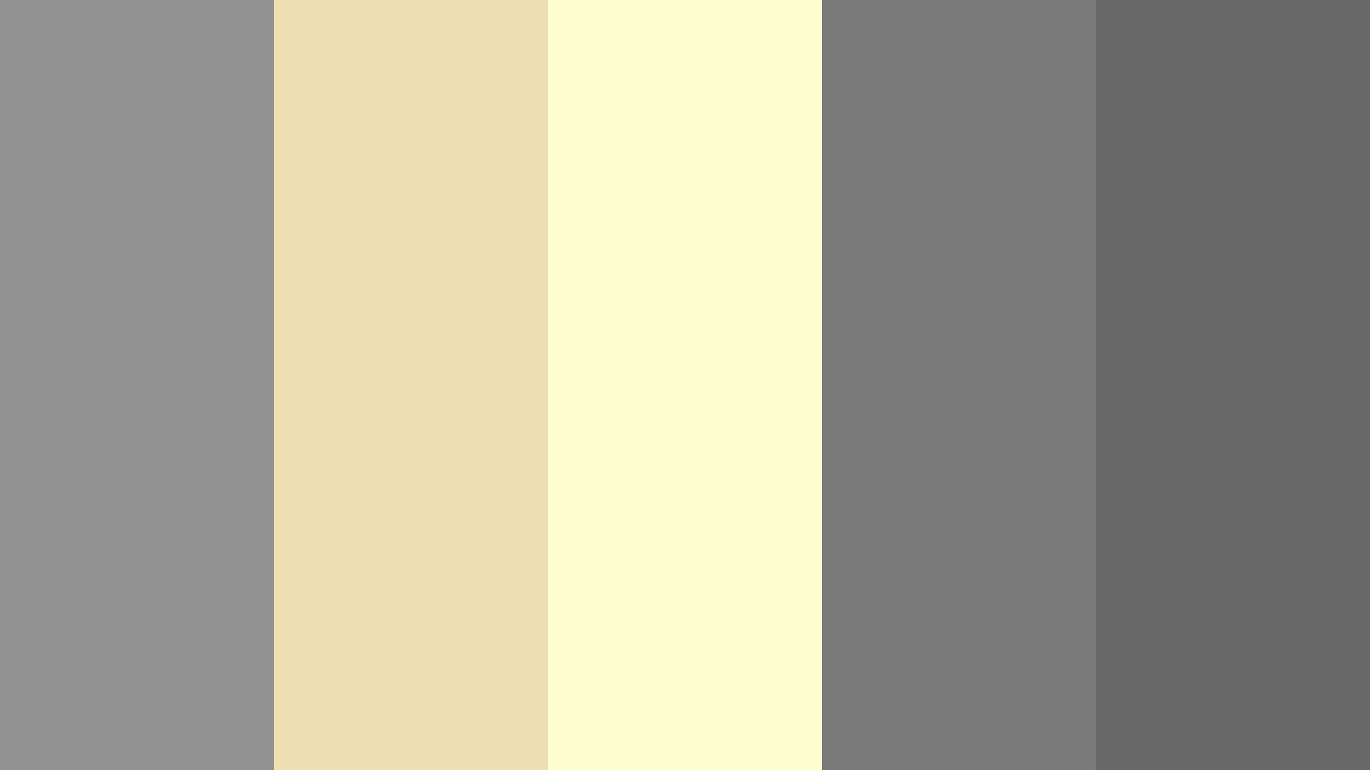 Cream And Grey Color Palette