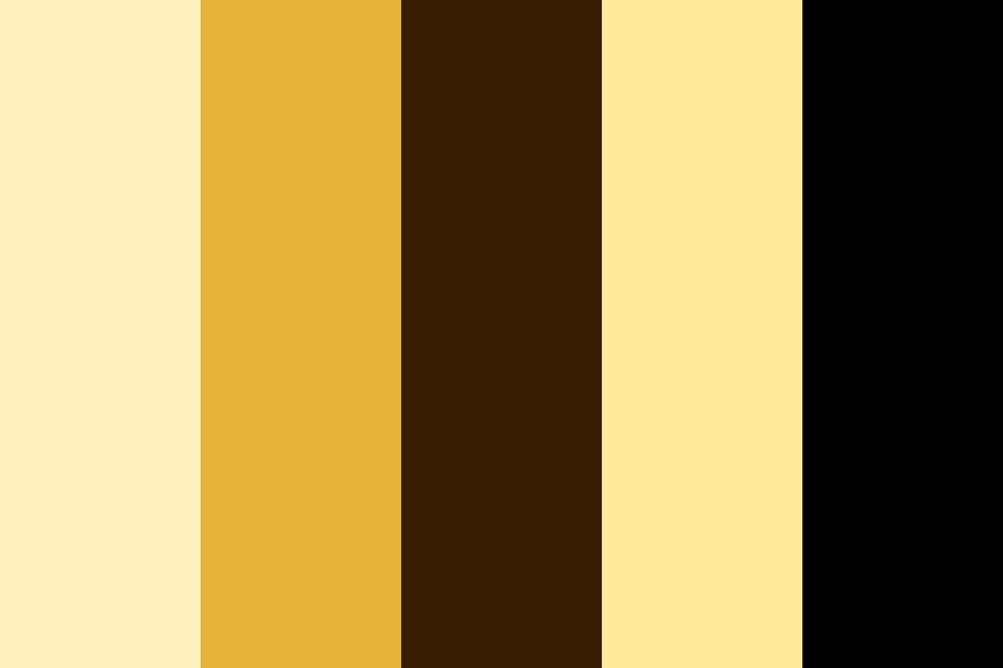 Creams And Browns Color Palette