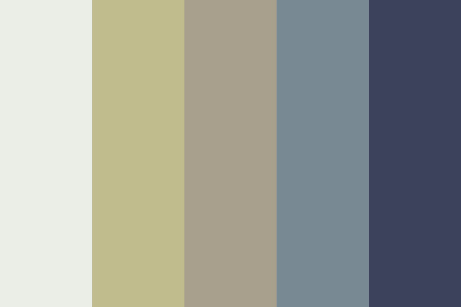 Creatures Of The Night Color Palette