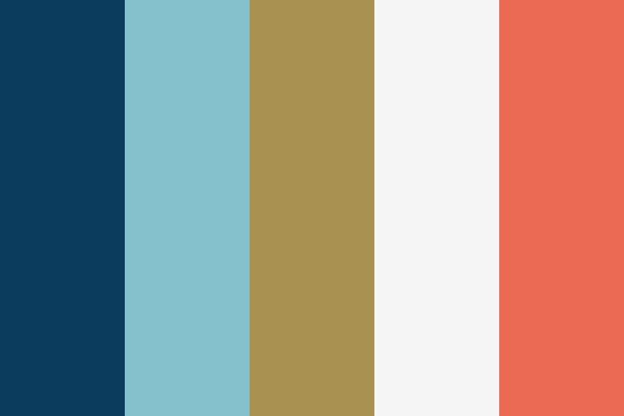 Cultured Color Palette