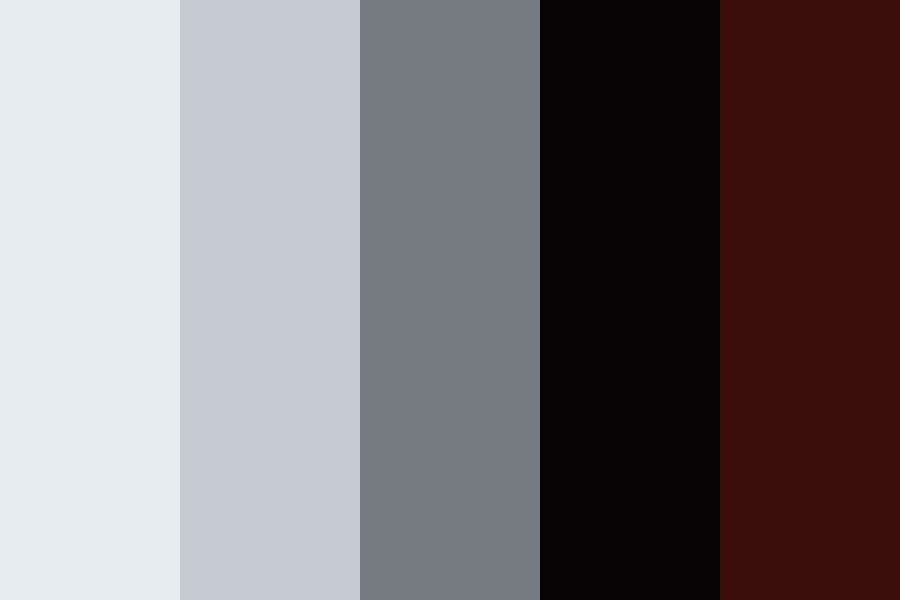 Cursed Forest Color Palette
