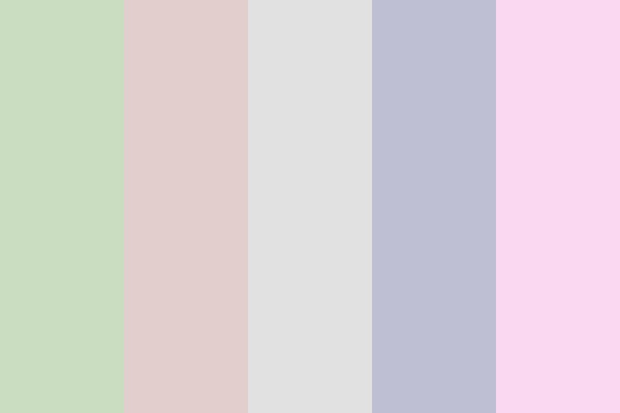 Cute Pastels Color Palette