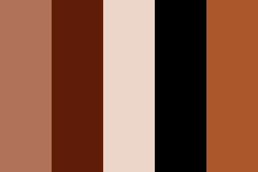 Dark At The End Of The Tunnel Color Palette