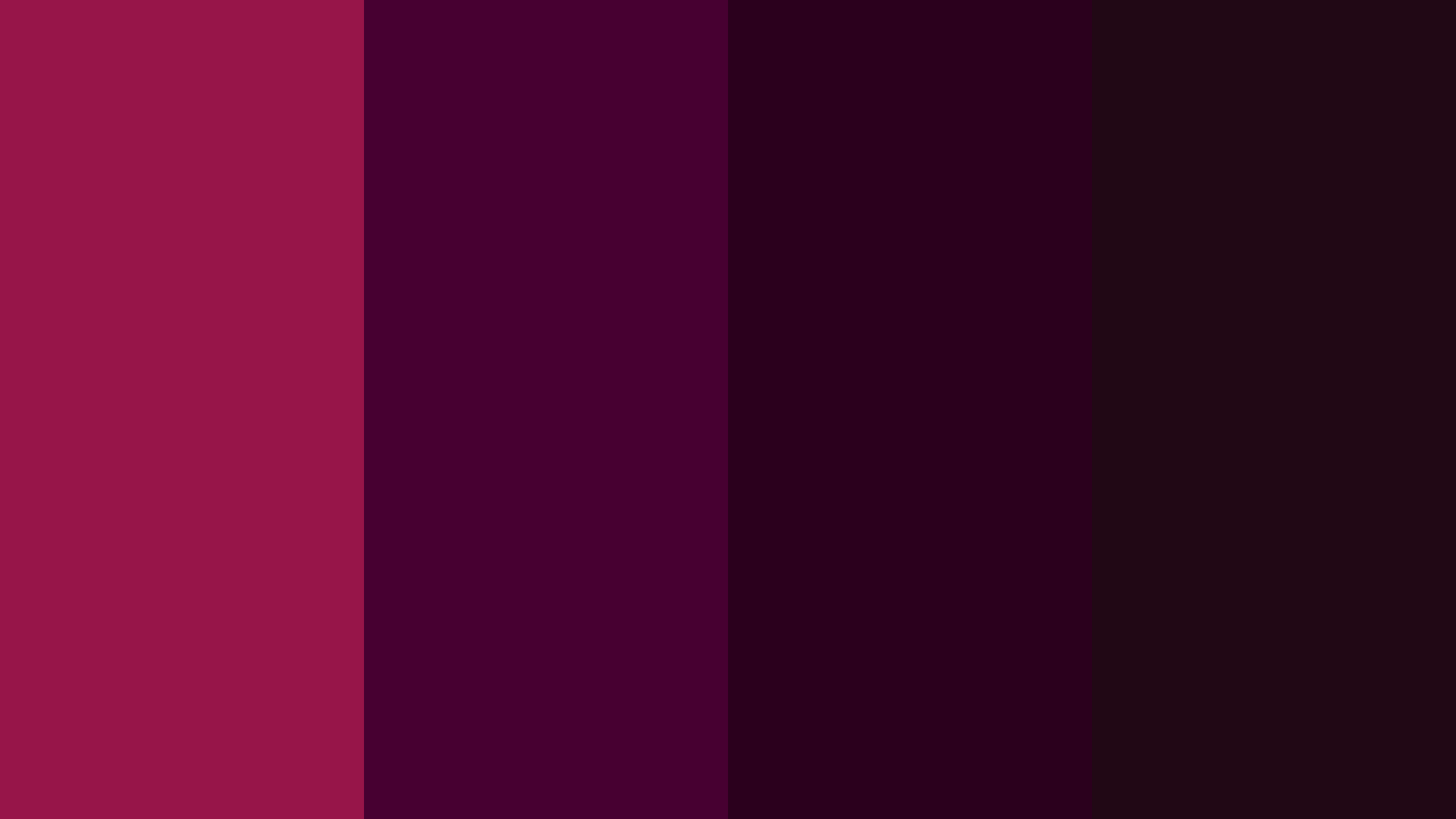Dark Dance Color Palette