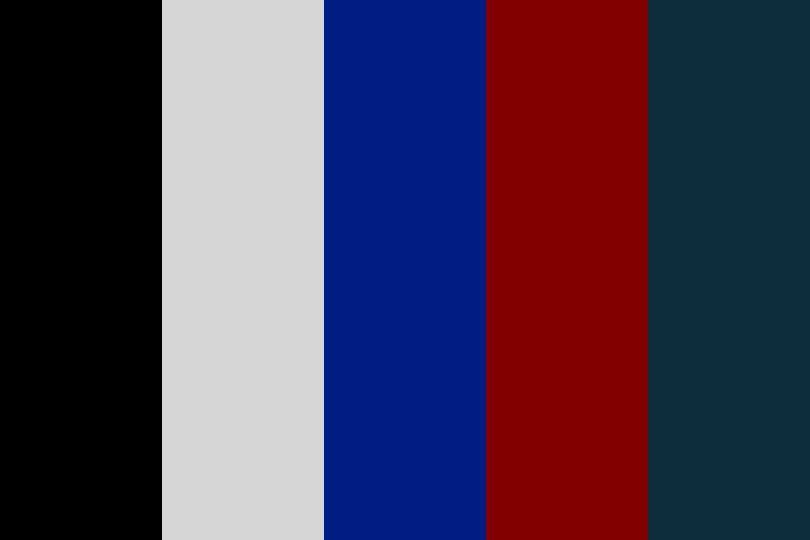 Dark Gaming Color Pallet Color Palette