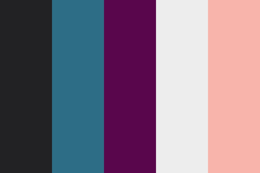 Dark Island Color Palette