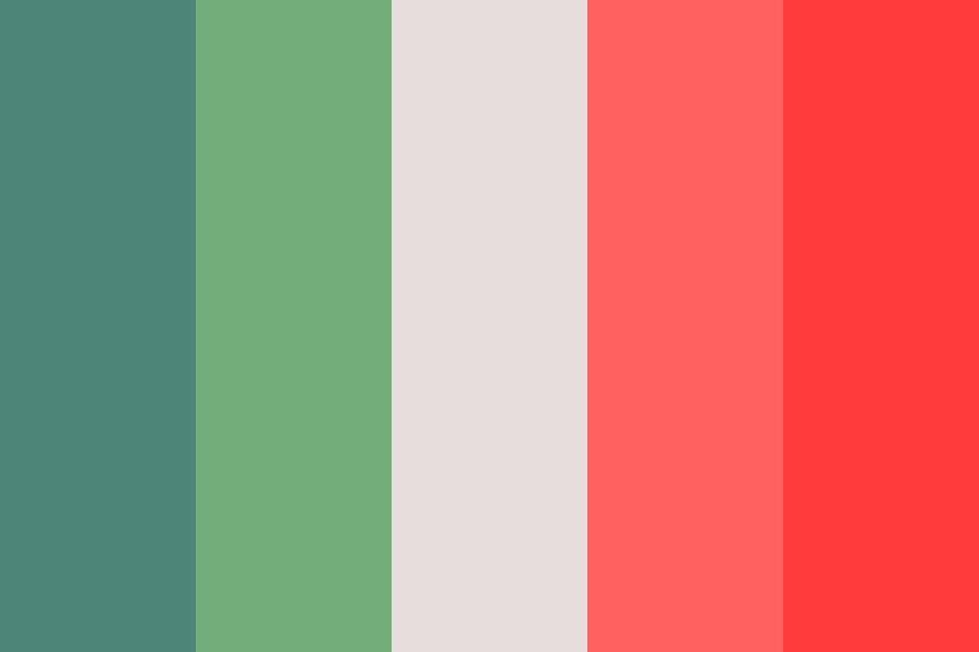 Dark Italy Show Me Illegal Pasta Color Palette