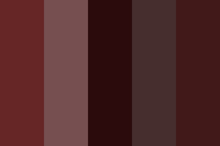 Dark Lust Color Palette