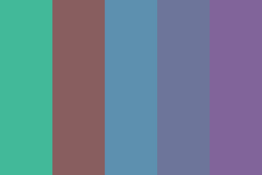 Dark Pastelsss Color Palette