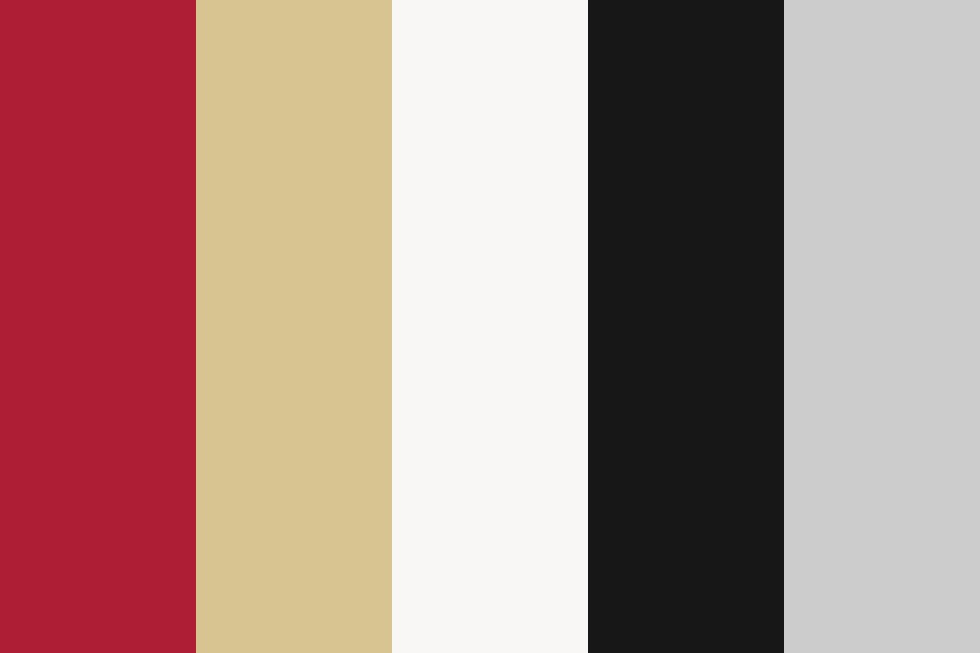 Dark Romance Color Palette
