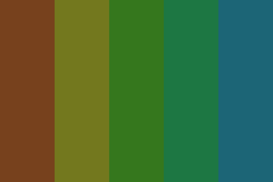 Dark Souls Color Palette