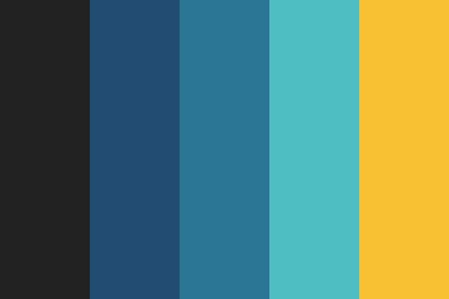 Dark Ui Oee Color Palette