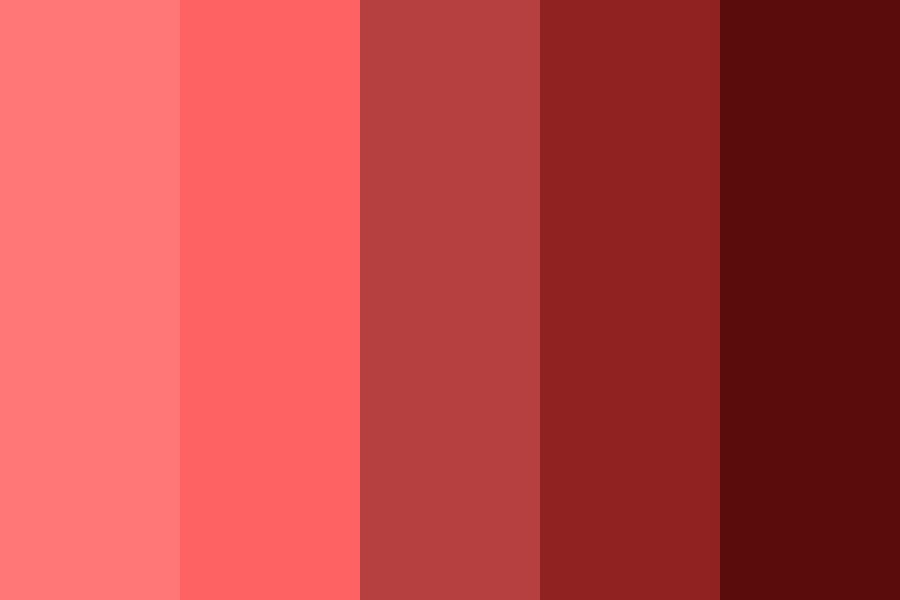 Dark Wigglytuff Color Palette