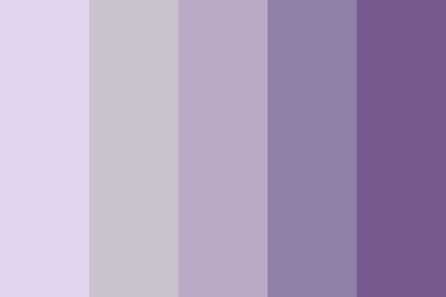 Dark Winter Color Palette