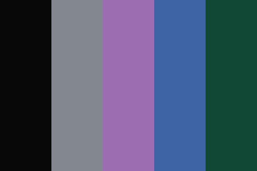 Darker Day Color Palette